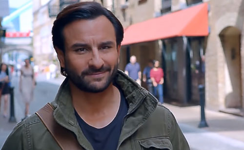 Saif Ali Khan as Daniyal Khan