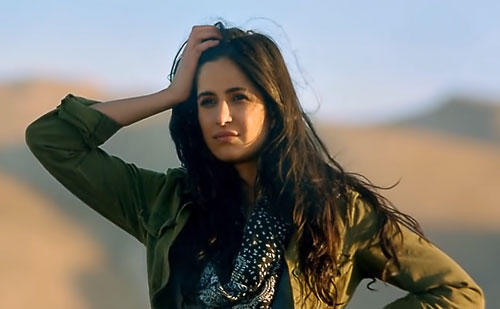 Katrina Kaif as Nawaz Mistry