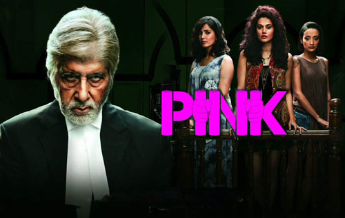 Pink (2016) Full Movie Download HD Hindi 720p