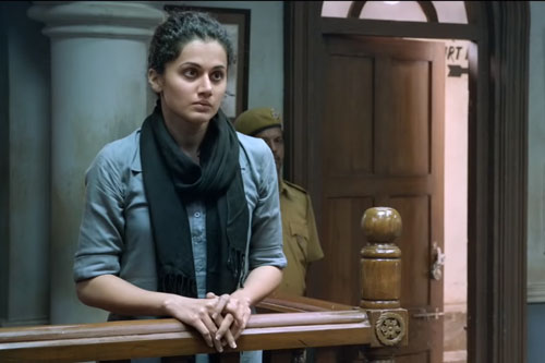 Taapsee Pannu as Minal