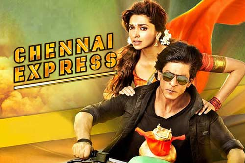 Chennai Express Full Movie Download HD in Hindi, Tamil