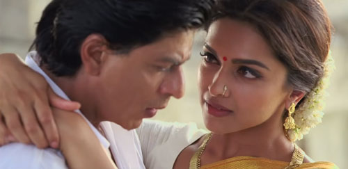 Chennai Express 2013 movie still