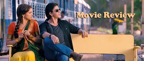 Chennai Express 2013 movie review