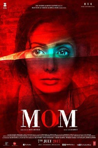 Mom movie 2017poster