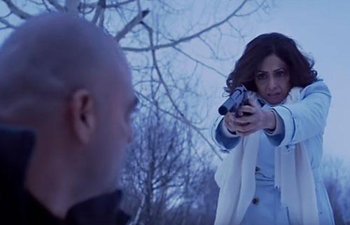Sridevi in Mom movie 2017