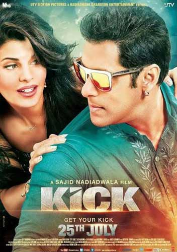 Kick movie 2017poster