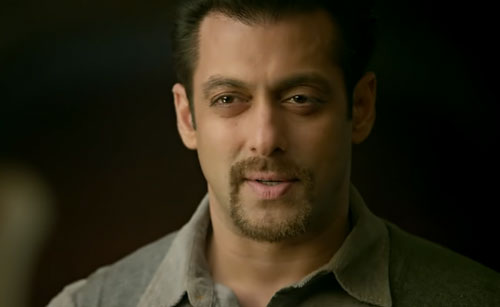 Salman Khan as Devi