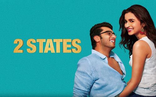 2 States Full Movie: Lovebirds from Two Different Cultures
