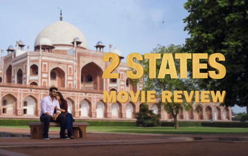 2 States 2014 movie review