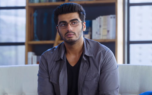 Arjun Kapoor as Krish