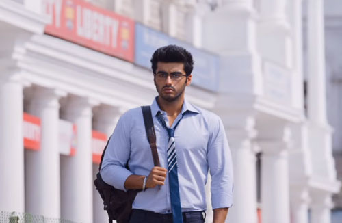 Arjun Kapoor in 2 States movie
