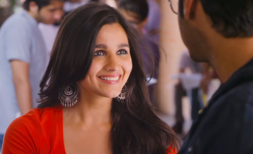 Alia Bhatt in 2 States movie