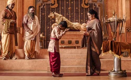 Bahubali 2015 movie still