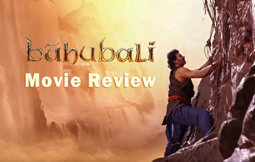 Bahubali 1 movie review