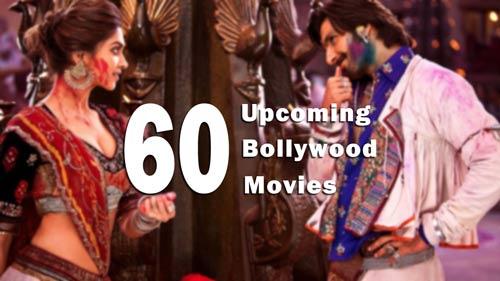 60 upcoming Bollywood movies 2020