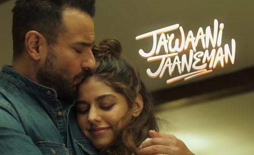 Jawaani Jaaneman full movie