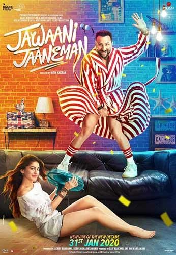 Jawaani Jaaneman movie poster