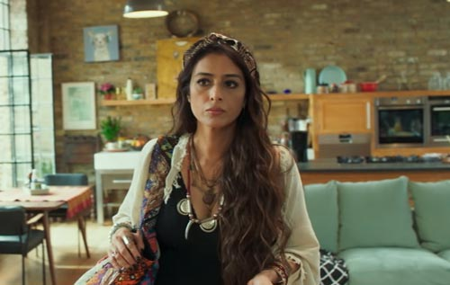 Tabu as Ananya