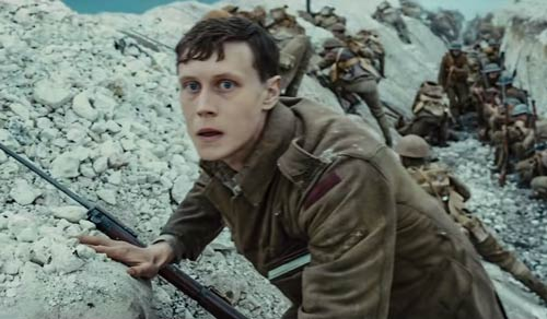 George MacKay as William Schofield