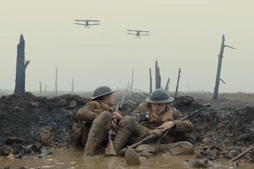 1917 movie screenshot