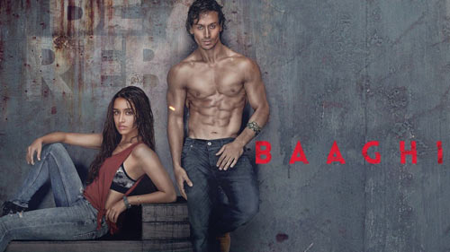 Baaghi 2016 movie