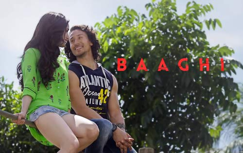 Baaghi 2016 Hindi movie
