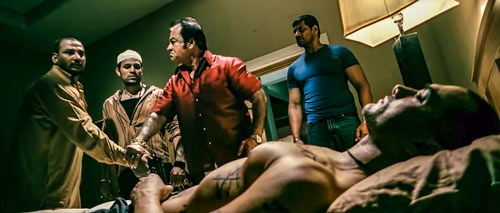 Ghajini action movie