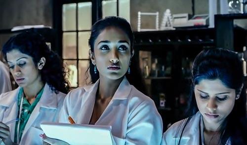 Sunita medical student