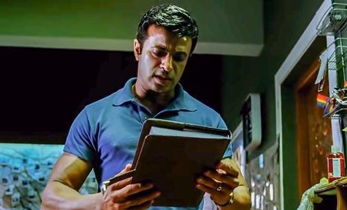 Arjun read diary