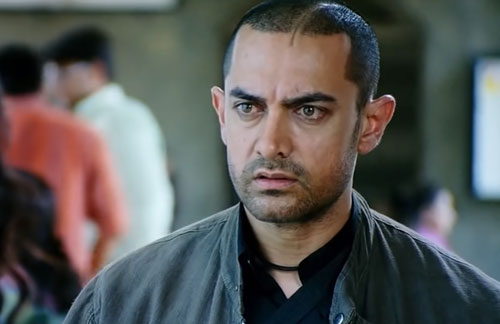 Aamir Khan as Sanjay Singhania