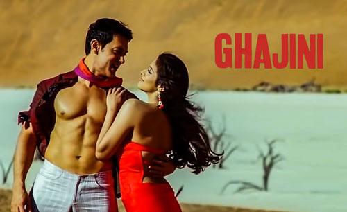 Ghajini Songs 2005