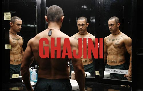 Ghajini 2008 Hindi movie