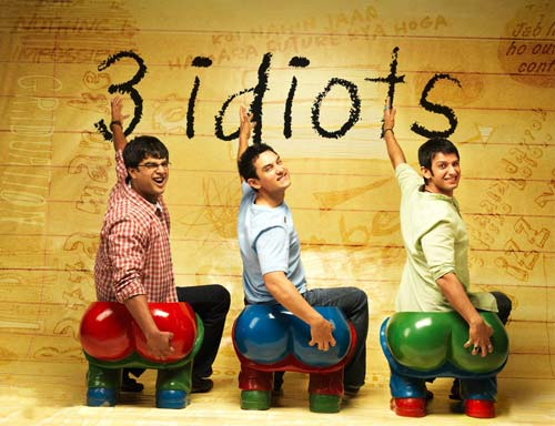 3 Idiots Full Movie Download in Hindi HD 720p