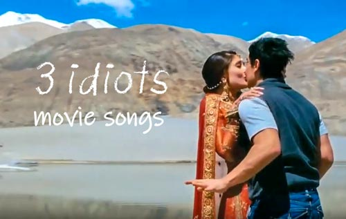 3 Idiots songs download