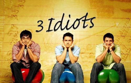 3 Idiots 2009 Hindi movie