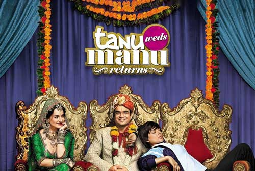 Tanu Weds Manu: Returns Full Movie – Learn Relationship in Laugh