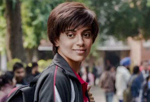 Kangana Ranaut as Kusum