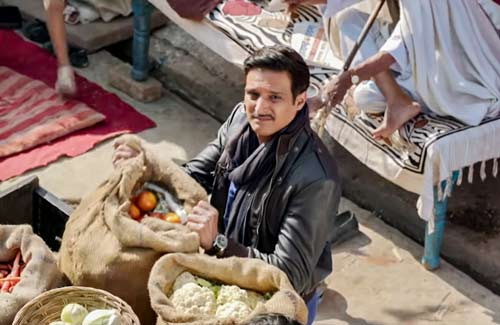 Jimmy Sheirgill as Raja