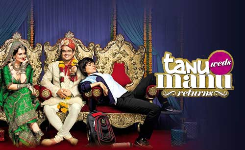 Tanu Weds Manu Returns 2015 Hindi movie