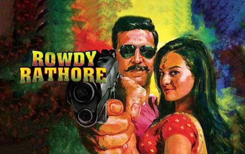 Rowdy Rathore Full Movie: Akshay Kumar's Dual-Role Action Film