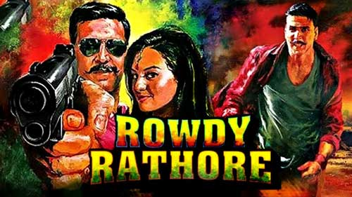 Rowdy Rathore 2012 Hindi movie