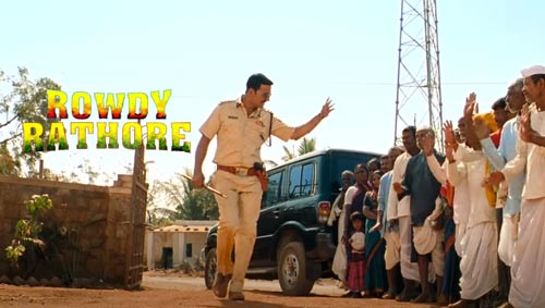 Rowdy Rathore full movie InsTube