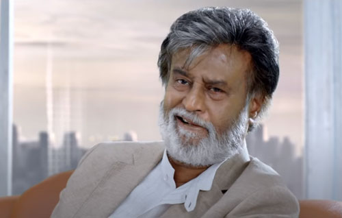 Rajinikanth as Kabali