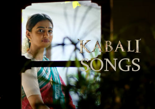 Kabali songs download