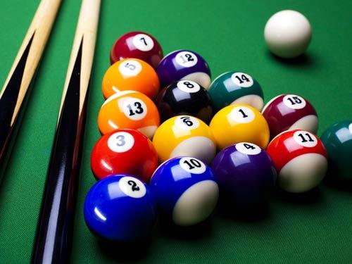 8 ball pool game rules