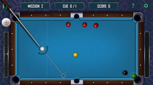 challenges in pool ball app