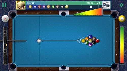 single mode 9 ball pool