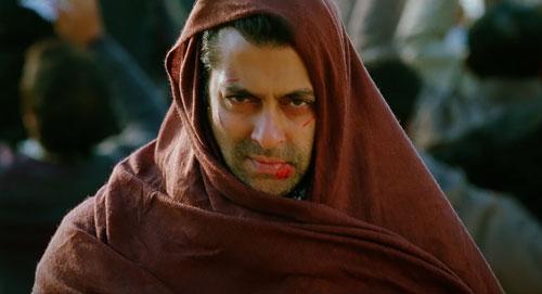 Salman Khan as Tiger