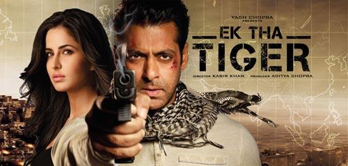 Ek Tha Tiger Hindi movie