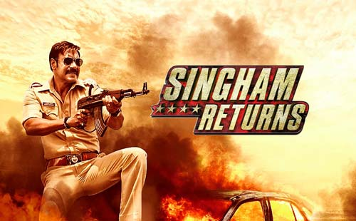 Singham Returns Full Movie Download in Hindi HD 1080p, 720p
